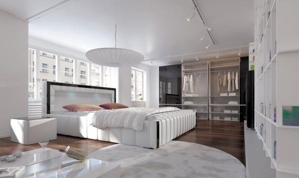 """Designer Doppelbett """"Furioso"""" Bett Polsterbett mit Bettkasten + Lattenrost ! Grösse frei w"""