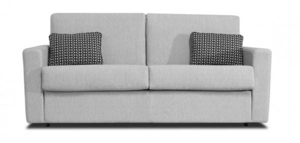 "3-Sitzer ""Marta""mit Doppelbettfunktion + Kaltschaummatratze (195 x 95 cm)"