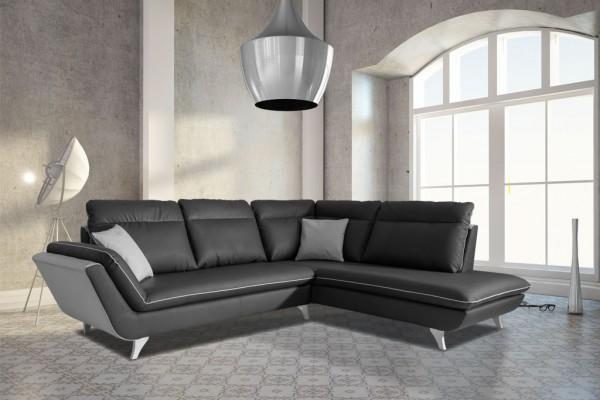 """Design Ecksofa Modell """"Madera"""" 275cm x 225cm"""
