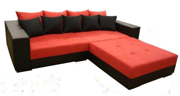 Big Sofa XXL 2-farbig