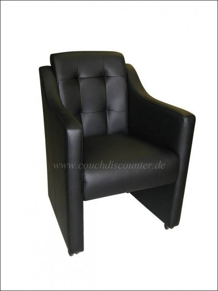 """Cocktailsessel Sessel Clubsessel Loungesessel Modell """"Bossino"""""""