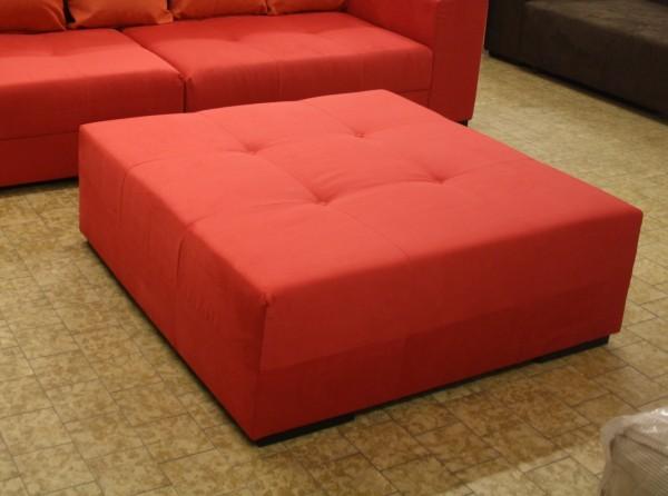 Hocker für Big Sofa 120cm x 120cm