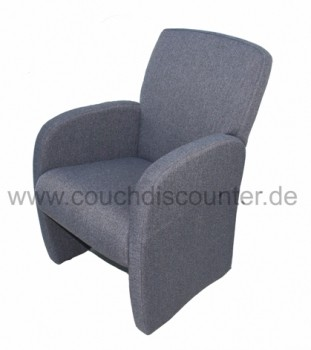 """Cocktailsessel Sessel Clubsessel Loungesessel Modell """"S"""""""