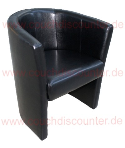 """Cocktailsessel Sessel Clubsessel Loungesessel Modell """"N"""""""
