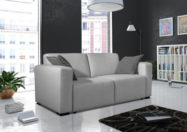 "2-Sitzer mit Bettfunktion Modell ""Stockholm"" (197 x 92 x 82cm)"
